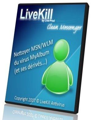 antivirus  para messenger