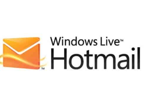 hotmail logo