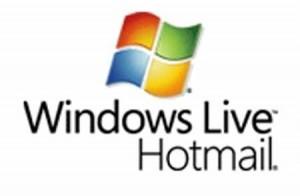 windows live hotmail logo