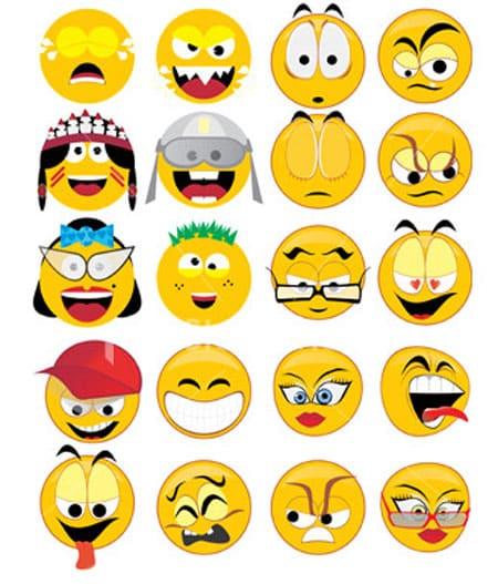 hotmail emoticonos