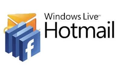hotmail con facebook