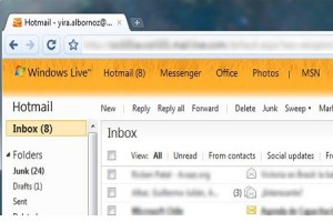 Hotmail Toolbar