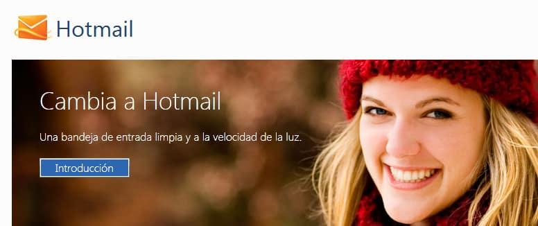 hotmail correo h
