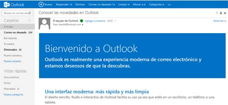 outlook online